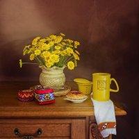 Будем чай пить :: Надежда