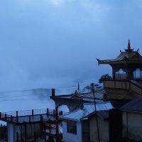 Индия. Буддийский храм :: Gal` ka