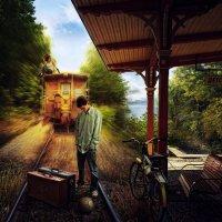 Куда уходит детство... :: Татьяна Тарасенко