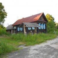 Домик в деревне :: Mary Коллар
