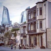 красивый город Баку :: Айан