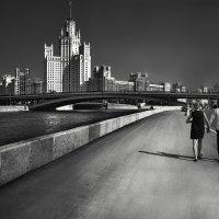 ...я шагаю по Москве..)) :: Константин Водолазов