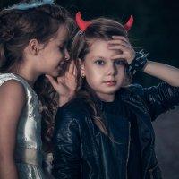 ангел & демон :: Наталья Родионова