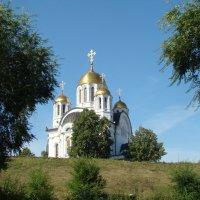 Храм Георгия Победоносца :: марина ковшова