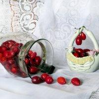 Время кизила :: Наталья Джикидзе (Берёзина)