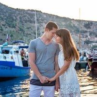 Love-story :: Полина Душенкова