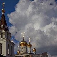 Золотые купола :: Светлана Моисеева