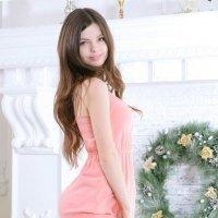 Красивая девушка из Новосибирска :: Дарья Снегирёва