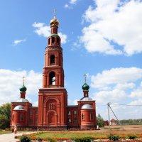 Колокольня Успенского монастыря :: раиса Орловская