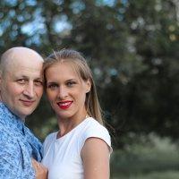 Максим и Наташа :: Владимир Агафонов