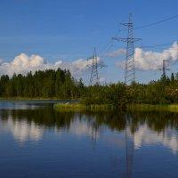 Индустриальный пейзаж :: Ольга