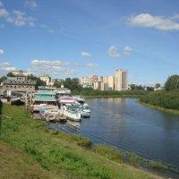 река Вологда :: Р о м a н