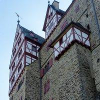Фрагменты замка Эльц, Германия :: Witalij Loewin