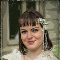 Портрет в этническом стиле... :: Алексей Лебедев
