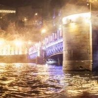 Дворцовый мост :: Nika Polskaya
