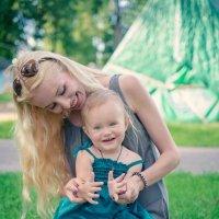 Ладушки с мамой :: Angelika Faustova