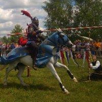 Фестиваль эпоха рыцарства :: Дмитрий Гринкевич