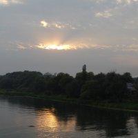 Закат над Хопром :: svk