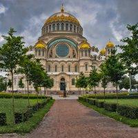 Большой Никольский собор. Кронштадт. :: Александр Лебедев