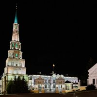Башня Сююмбике :: Николай Николенко