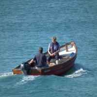На морскую прогулку :: Natalia Harries