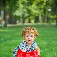 Маленькая модница! :: Юлия Романенко