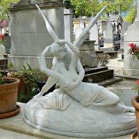 памятники кладбища Монпарнас :: Александр Корчемный