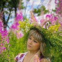 Цветочная Фея :: Лидия Ханова
