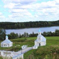 Покрово-Тервенический женский монастырь. :: Ангелина Божинова