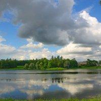 Купанье августовских облаков... :: Tatiana Markova