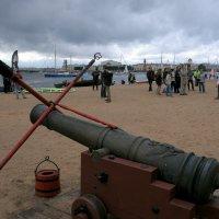 """Пушки корабля """"Полтава"""" :: tipchik"""