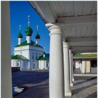 Церковь Спаса в рядах. Кострома. :: Олег Савицкий