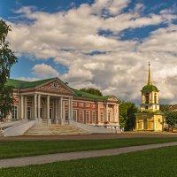 Прогулка по Москве, Кусково :: Владимир Демчишин