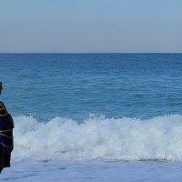 Прощание с морем.... :: Валерия  Полещикова