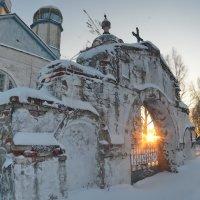 Закат на Храме :: Aleksandr Ivanov67 Иванов