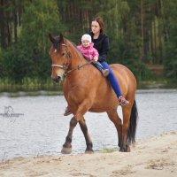 Светлана с дочуркой Дианой :: Кристина Щукина