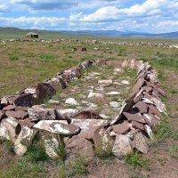 """Место раскопок кургана """"Аржан2"""" :: Сергей Карцев"""
