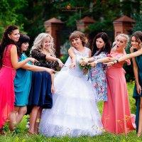 Ах эта свадьба свадьба... :: Юлия Стельмах