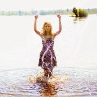 На озере :: Степан Сопегин
