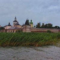 Кирилло-Белозёрский монастырь. :: Александр Теленков