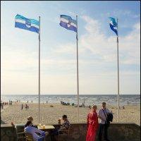 Флаги над морем :: Василий Чекорин