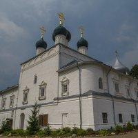 Благовещенская церковь,17 век :: Сергей Цветков