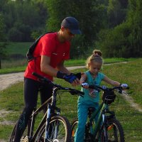 Школа молодого бойца велосипедного фронта :: Андрей Лукьянов