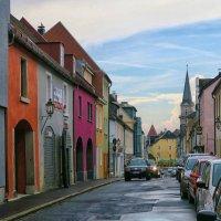 Главная улица маленького баварского городка :: Евгений Кривошеев