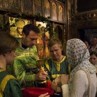 Православный приход. Италия, Болонья. :: Евгений Ваулин