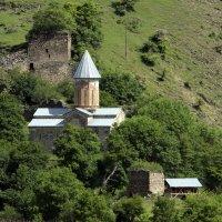 Ларгвиский монастырский комплекс (Южная Осетия) :: Илья Скупой