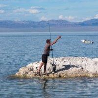 призывающий рыбу :: Atuan M