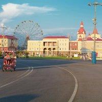 Олимпийский парк (Сочи) :: Виктор Филиппов