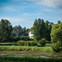 В одном из самых красивых парков :: Игорь Сорокин