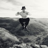 Прыжки на краю :: Георгий Ланчевский